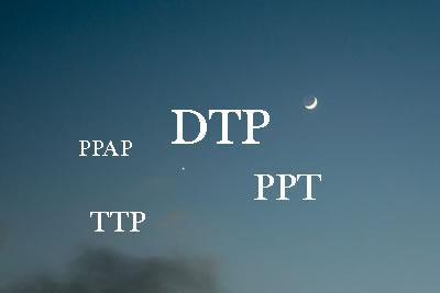DTPの面接時に言われた事